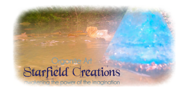 Starfield Creations Orgonite
