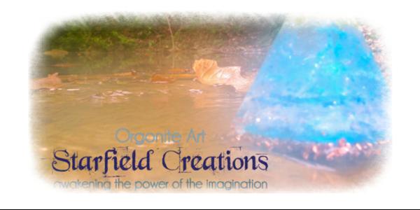 Starfield Creations Orgonite
